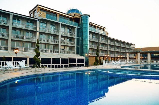 «Ribera Resort&Spa», расположенный в Евпатории