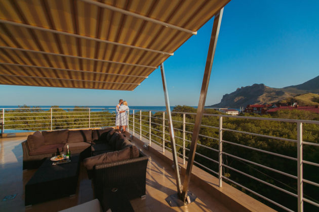 «Art-Hotel Koktebel Apartments» крым